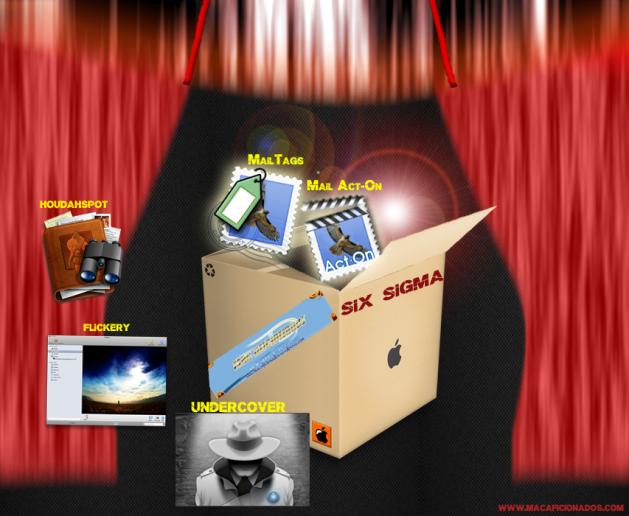 HoudahSpot Six Sigma Mac Aficionados