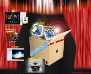 Six Sigma Djay Mac Aficionados©