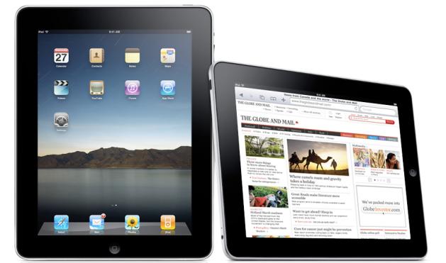 L'iPad arrive sur Mac Aficionados!