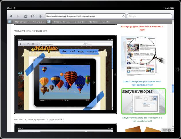 Meilleurs sites apps iPhone iPad©