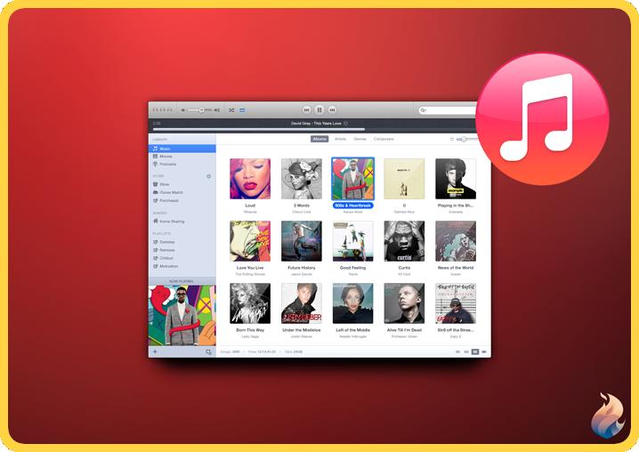 ITunes Sur Mac Aficionados
