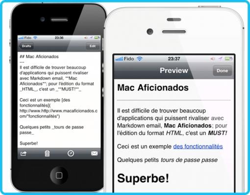 Markdownmail Mac Aficionados