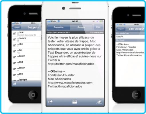 Text Expander Mac Aficionados