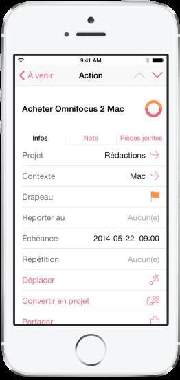 Omnifocus iOS 7