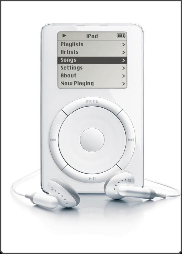 First iPod Mac Aficionados