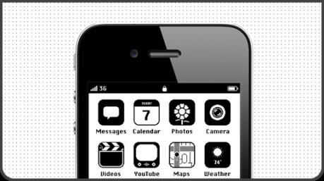 iPhone retro Mac Aficionados