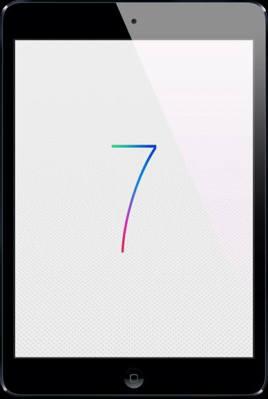 iOS 7 iPad mini Mac Aficionados
