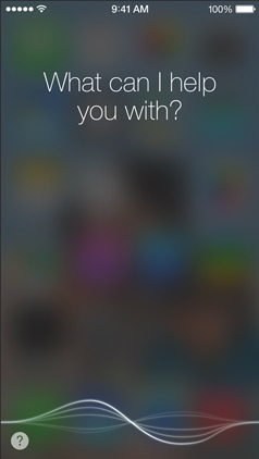 Siri Mac Aficionados