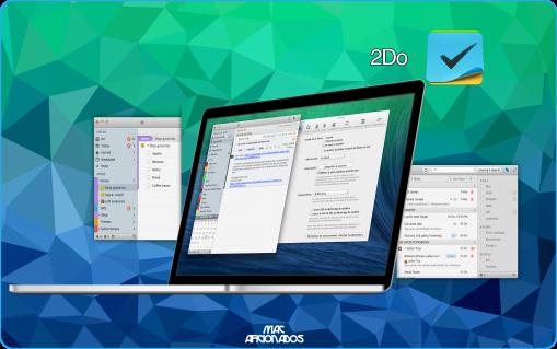 2Do GTD OS X Mavericks