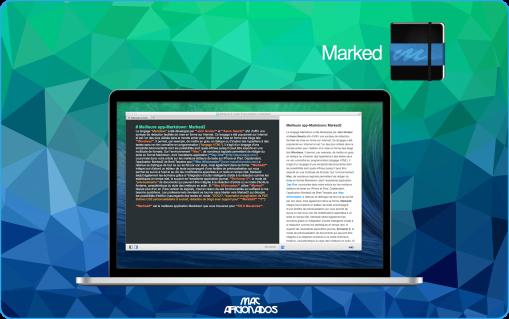 Marked Markdown Mac Aficionados