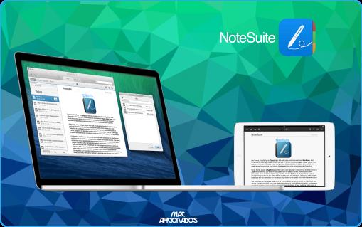 NoteSuite meilleure app prise de notes