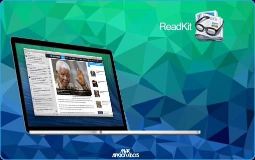 Readkit RSS Mac Aficionados