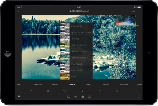 Lightroom iPad Mac Aficionados 2