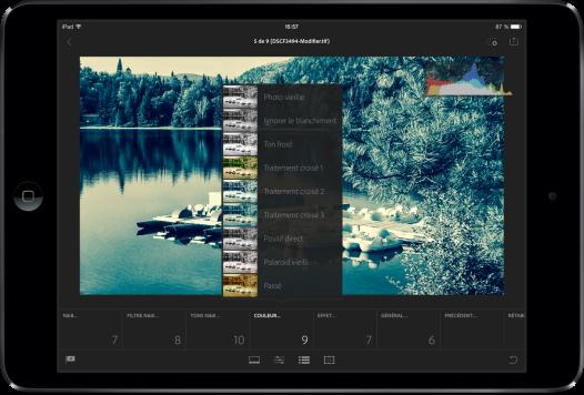 Lightroom iPad Mac Aficionados 2