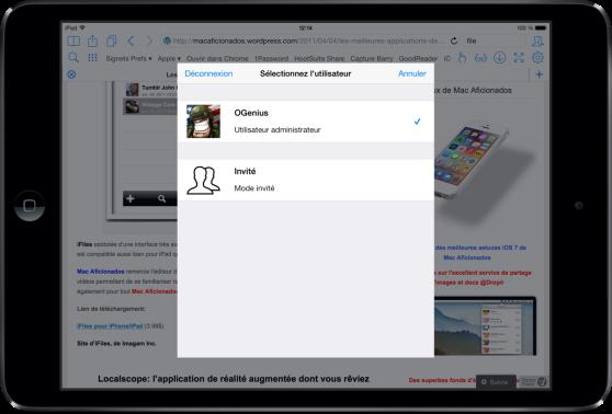 iFile Mac Aficionados