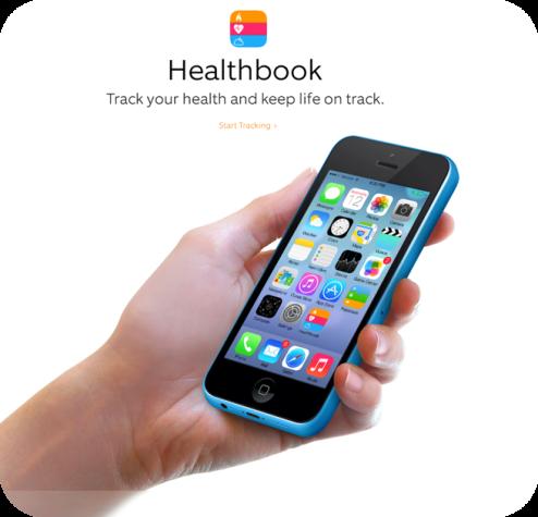 iOS 8 healthbook