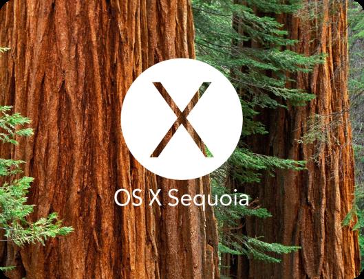 OS X Sequoia