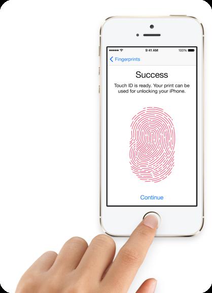Touch ID iPhone 6 Mac Aficionados