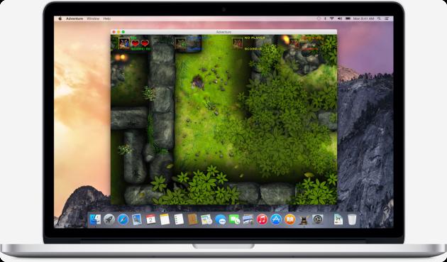 Developpeurs Mac