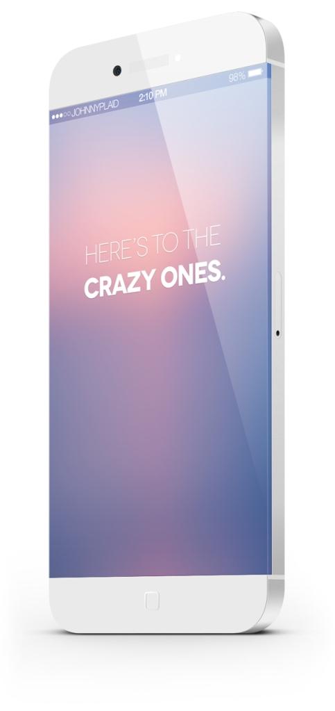 Concept iPhone 6 Behance