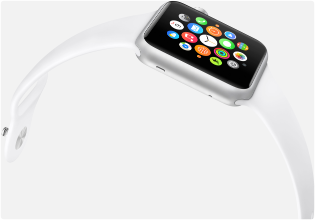Apple Watch action