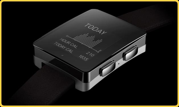 Wellograph smartwatch Mac Aficionados
