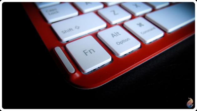 Clavier Belkin Qode FastFit touches