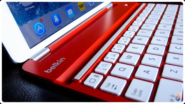 Clavier iPad mini Belkin