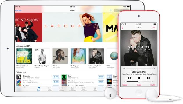 iOS 8 sauvegarder iPhone iTunes