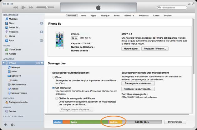 Mac-Aficionados iPhone iPad espace
