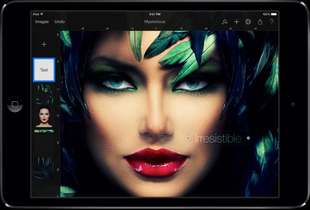 Pixelmator iPad 2 Mac Aficionados