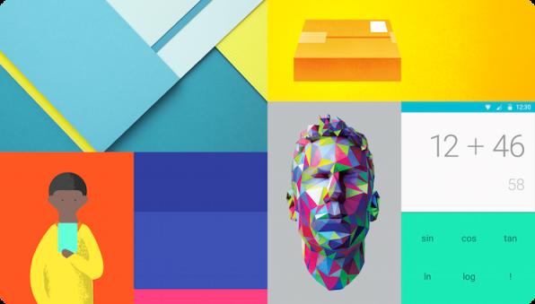 Google design introduction