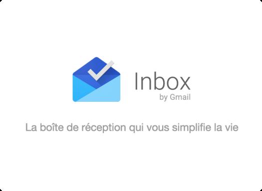 Inbox GMail Mac Aficionados