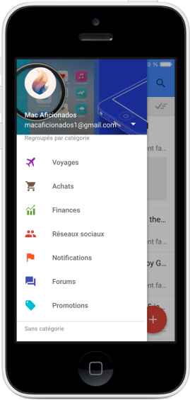 Inbox Gmail astuce
