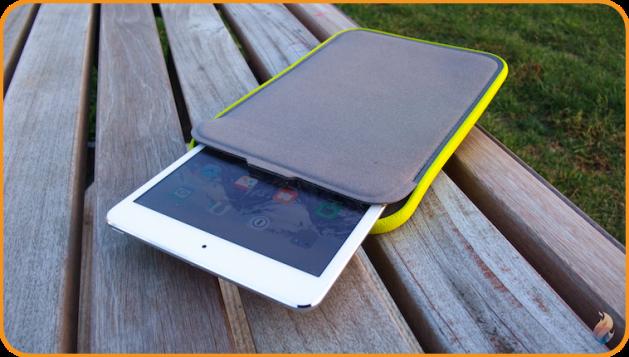 Incase protection iPad Tensaerlite