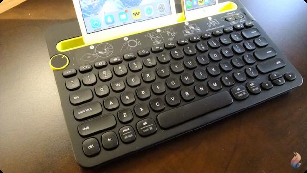 Logitech-keyboard-clavier-k480-multifonction