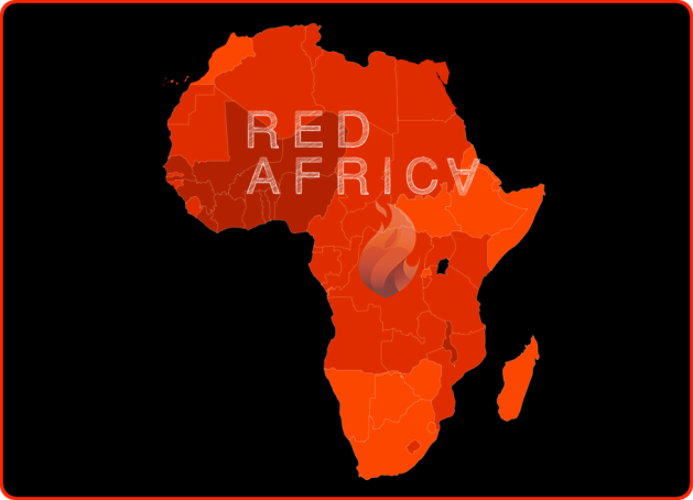 Red Africa Mac Aficionados